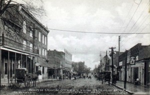 Concord, NC, NC in 1900