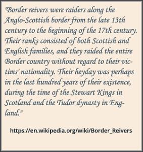 Border Reivers